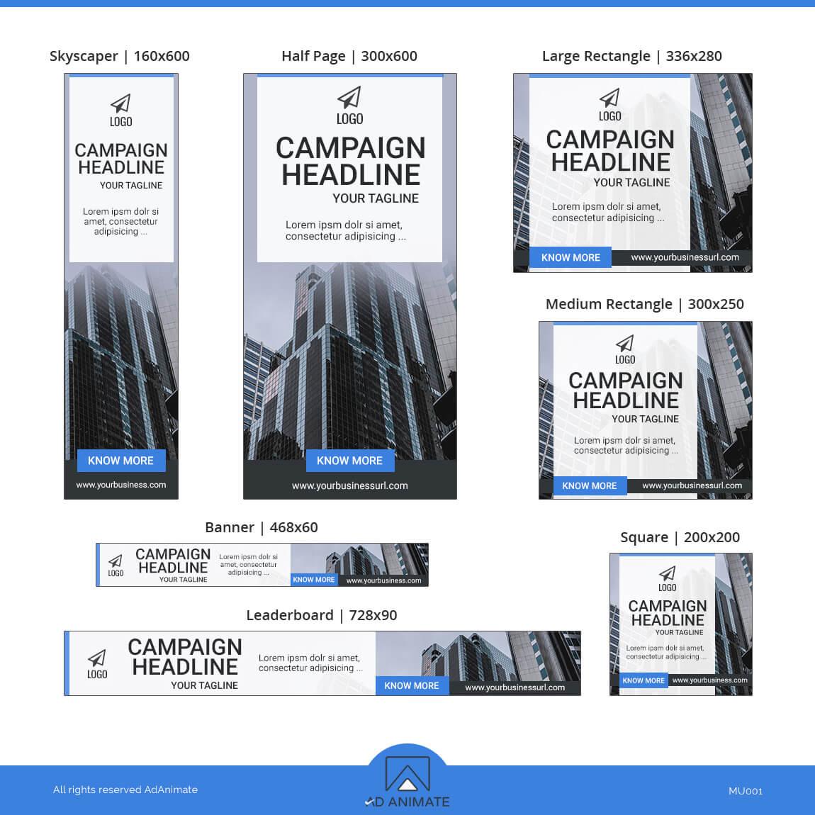 Multipurpose design template