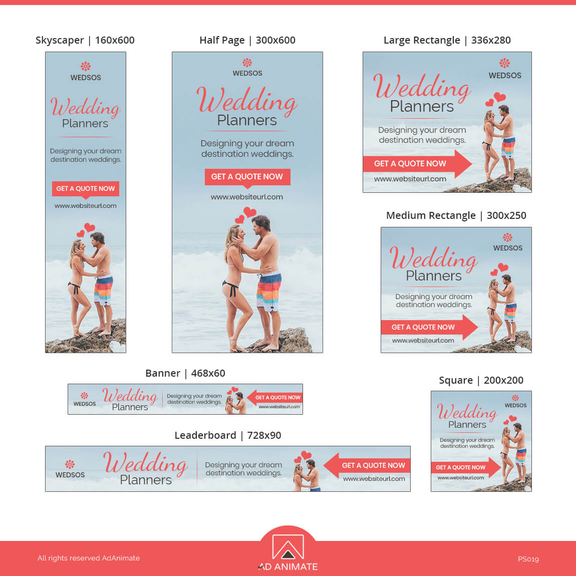 wedding-planner-ad-template