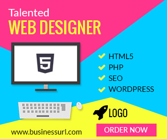 Web Design Banner template