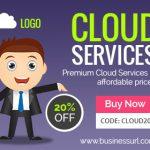 Cloud Service ad banner