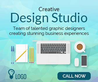 Design Studio Banner Template