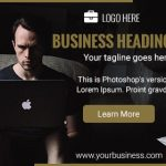 Business Banner html5 ad design