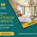 Interior Designer Banner Template