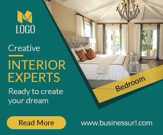 Interior Designer Banner Template Animated Html5 Banner