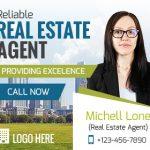 Real Estate Agent Banner
