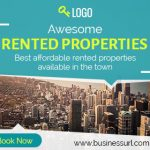 Rented Property Banner Ad