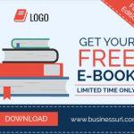 Download E-book banner template