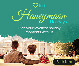 Honeymoon Booking Banner (TT007)