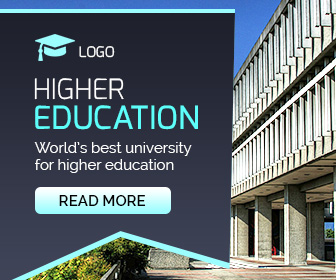 Education Banner Template University Ad Banner Unique Ad Design