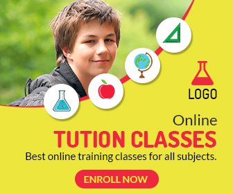 Tuition Class Banner Ad Education Design Template Banner Ad Template