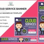 cloud computing service banner