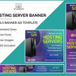 Hosting Server Ad Banner