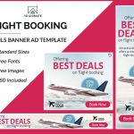 Flight Booking Banner