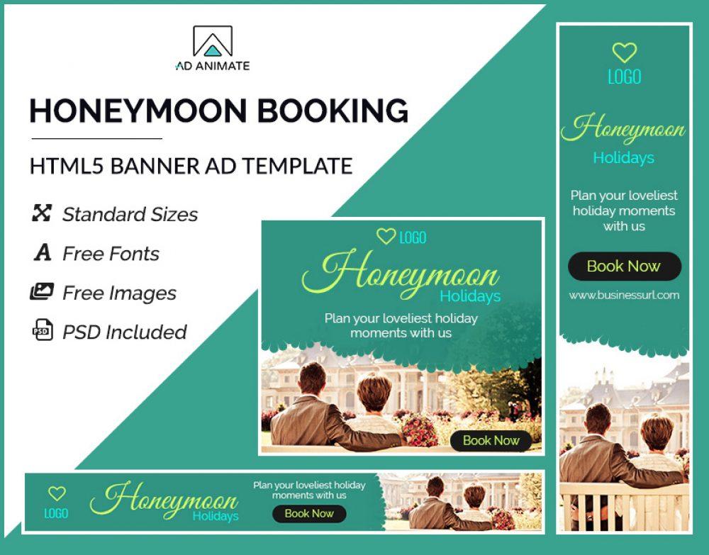 Honeymoon Booking Banner
