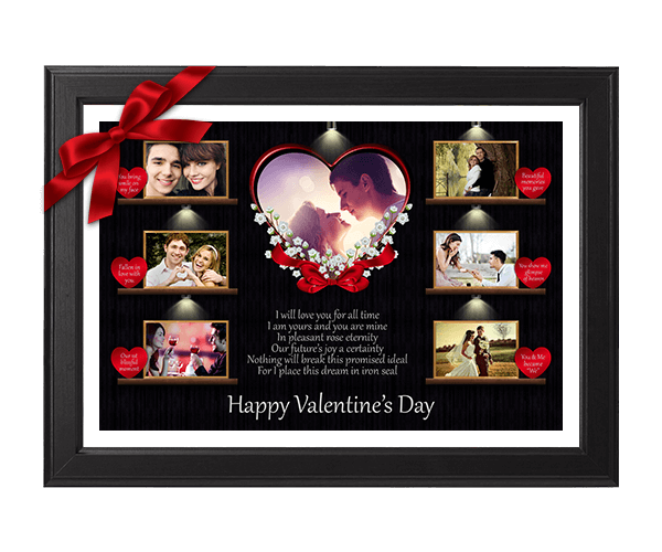 love-photo-frame-template