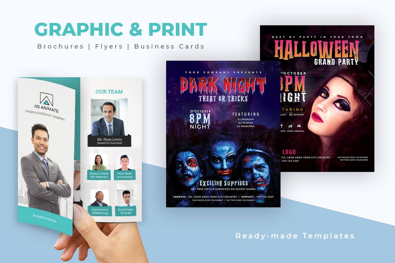 Graphic & Print Templates