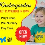 kindergarten-playschool-banner