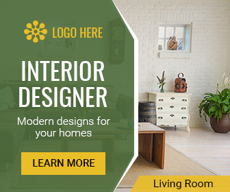 Interior Designer Banner (RE004)