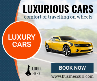 Car Booking Banner (TT009)